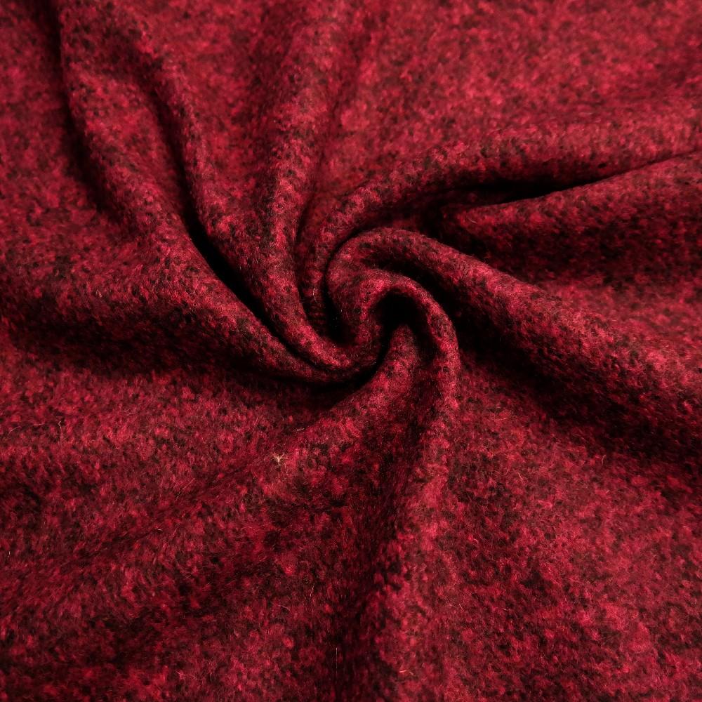 úplet pletenina fialová