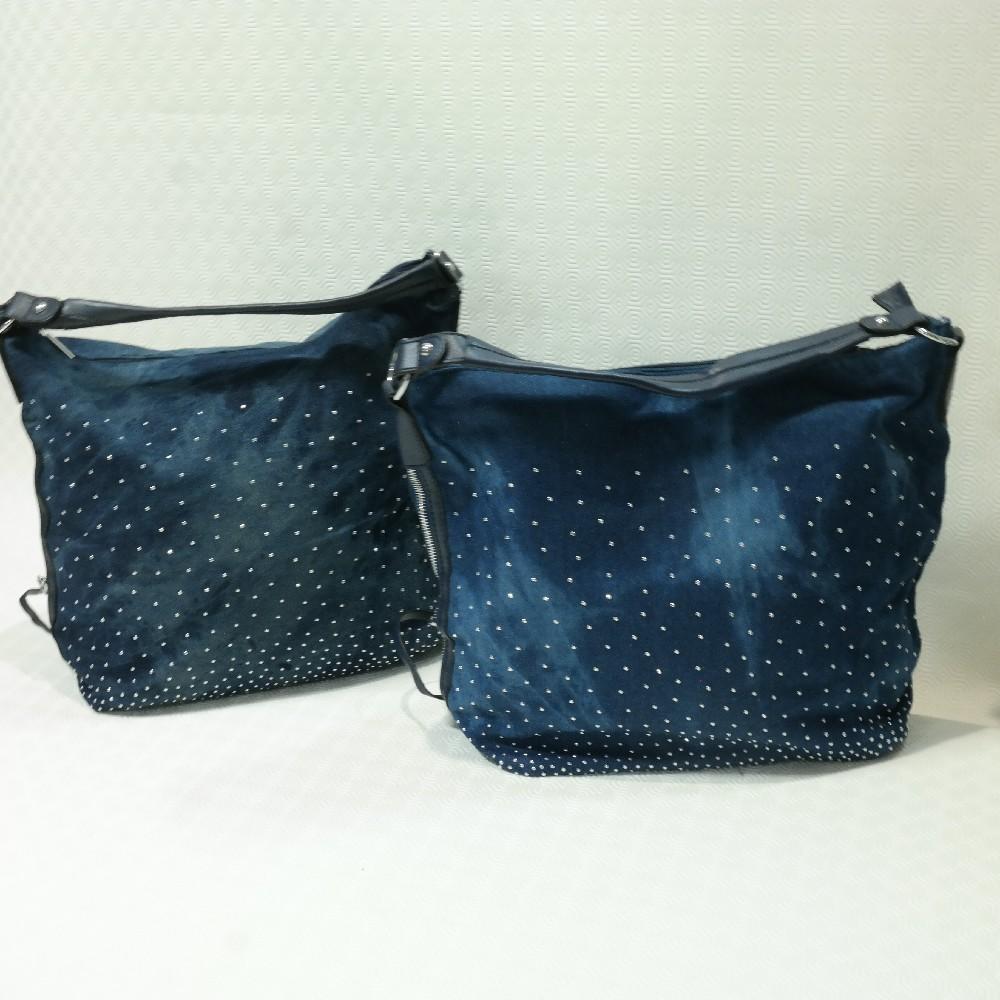taška džínová