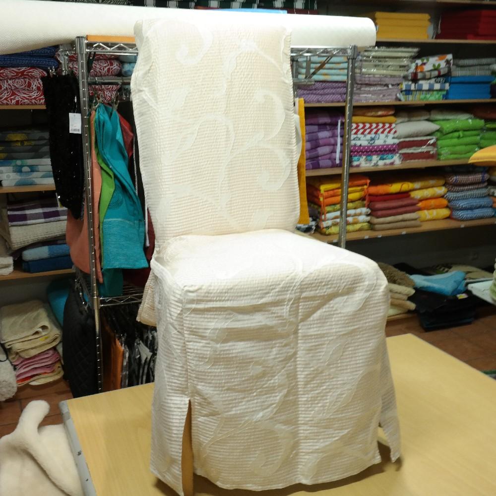 slavnostní potah na židly