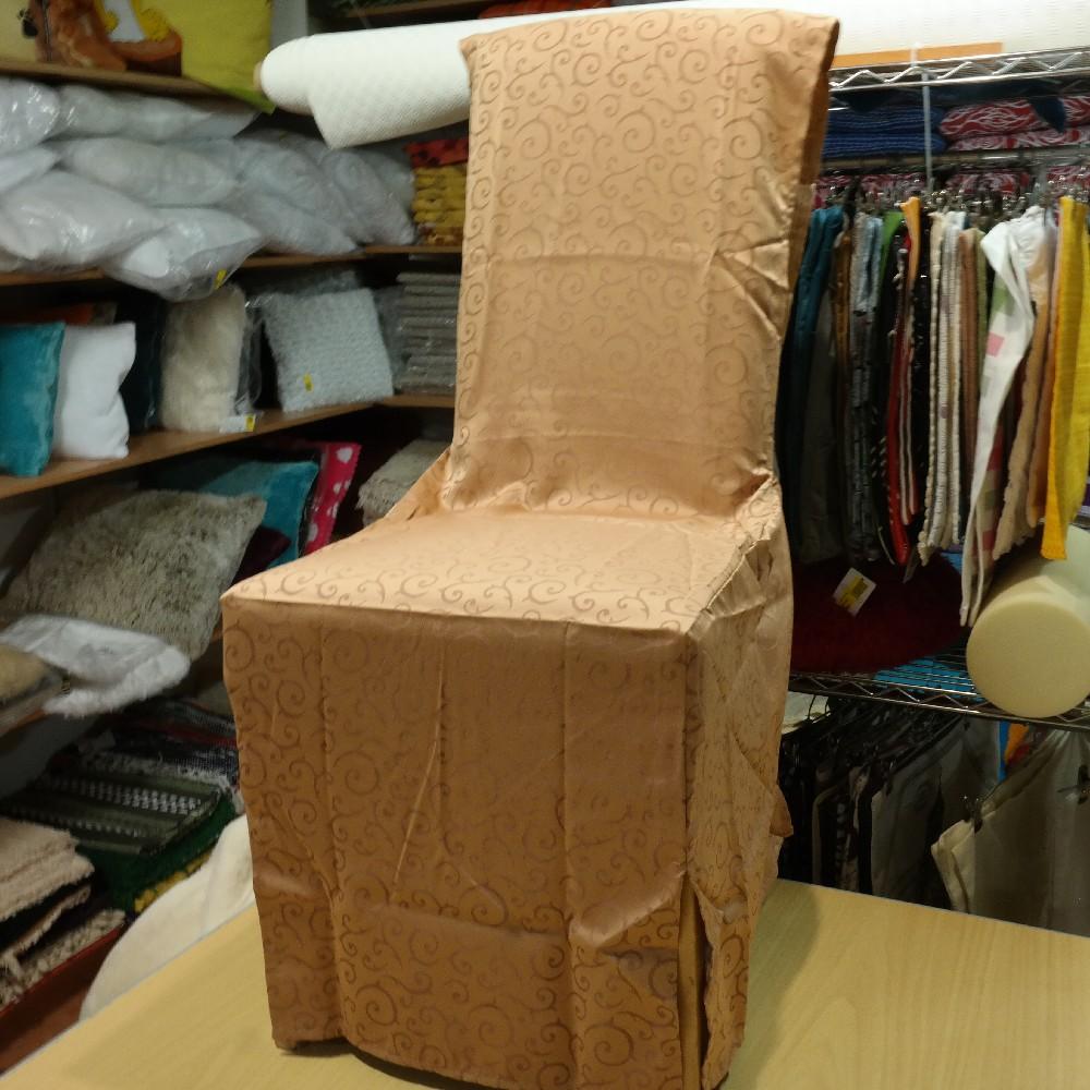 slavnostní potah na židli II