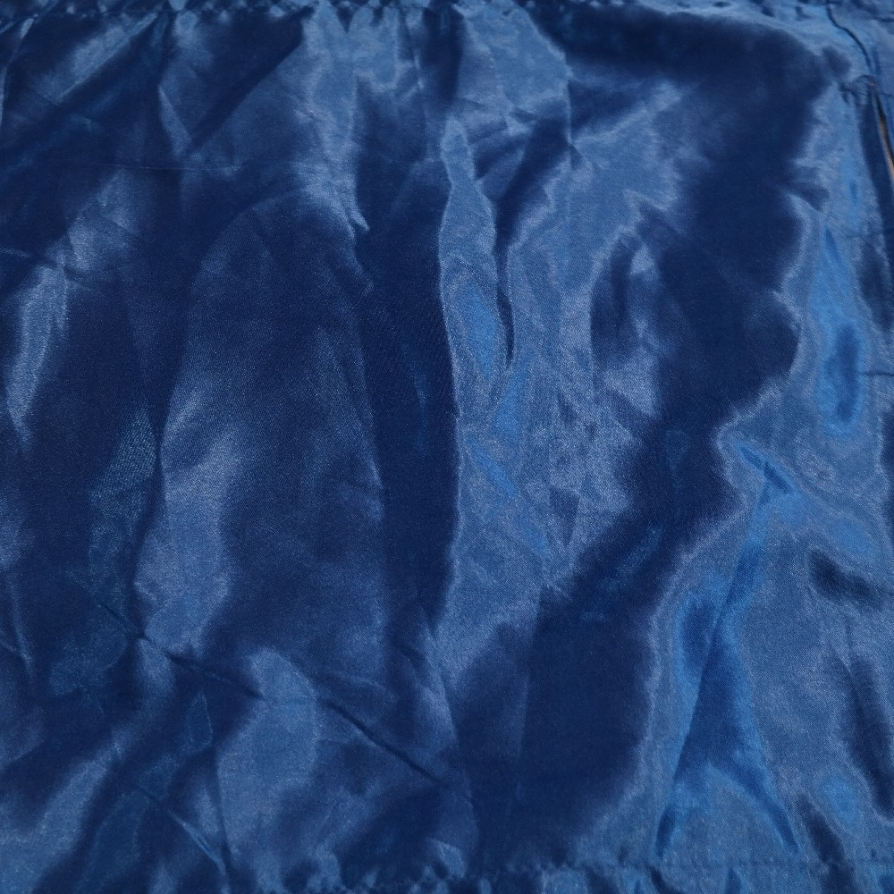 povlak 40*40 cm tm.modrý