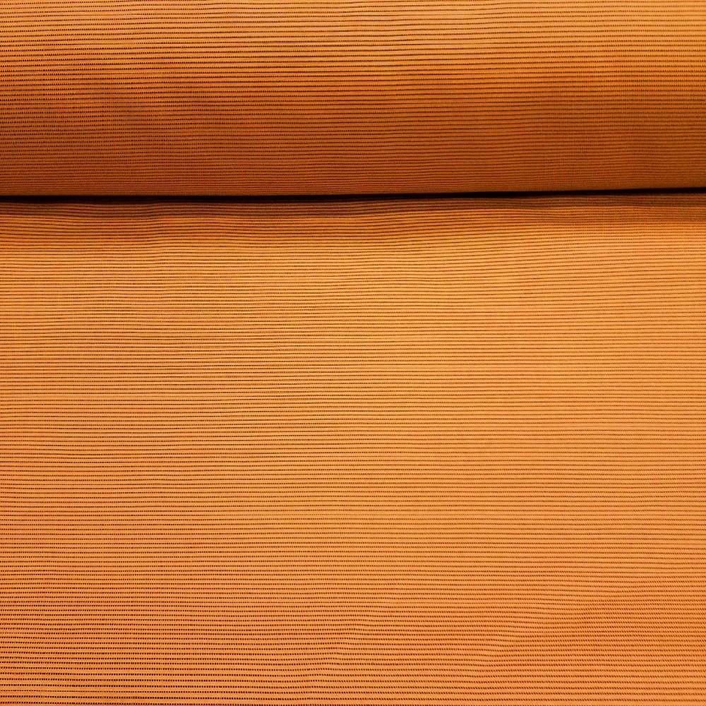 slunečníkovina oranž-proužeček š.160