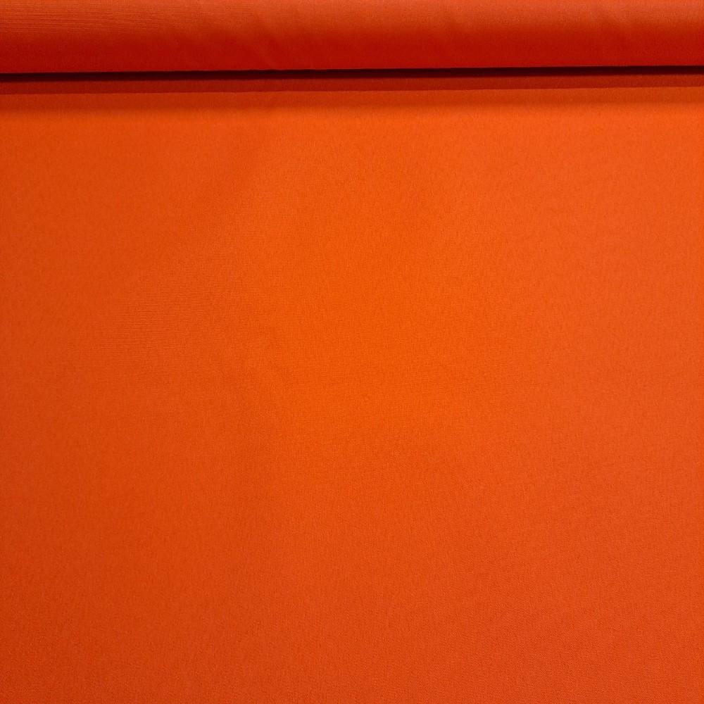 batohovina oranžová š.200cm