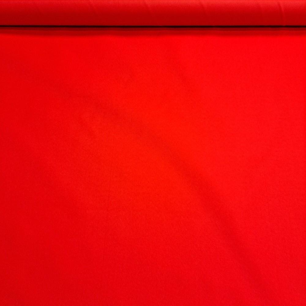batohovina červená š.200