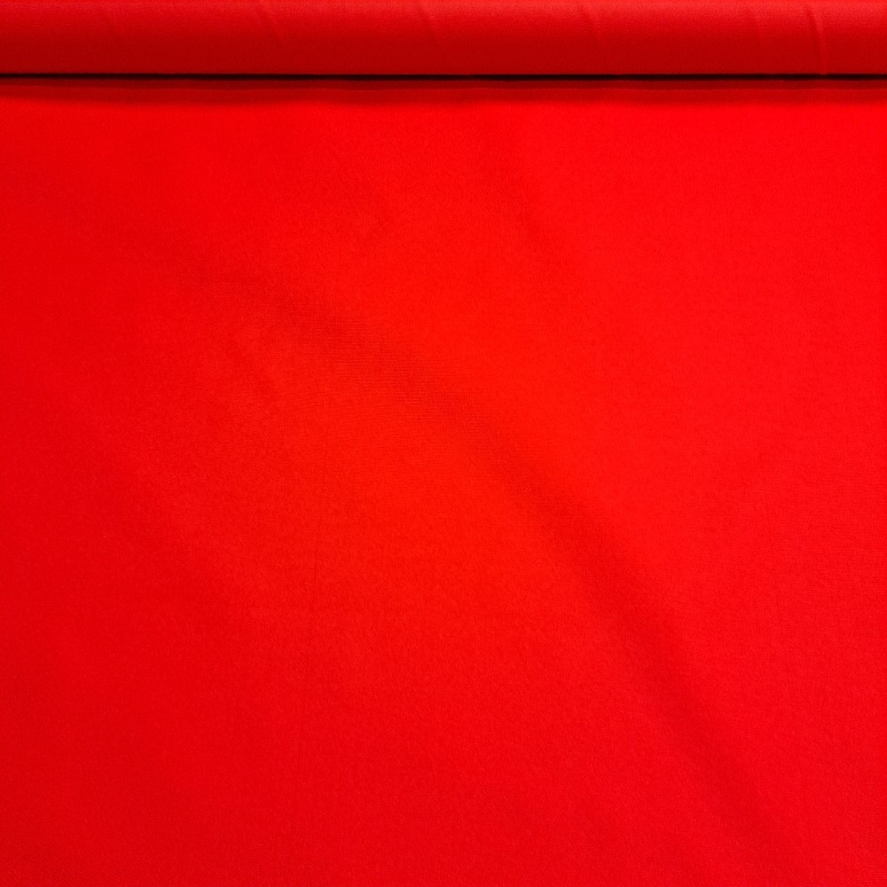 batohovina červená š. 156