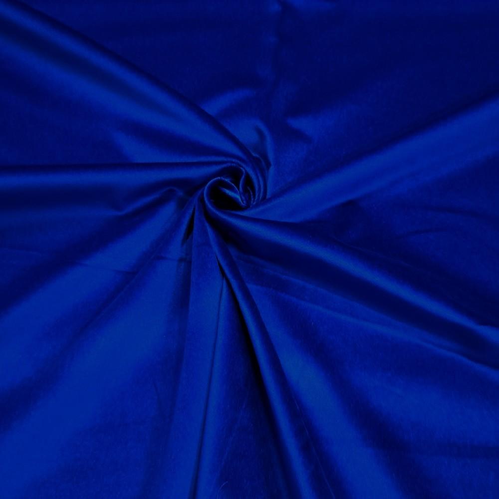 samet modrý š.155 (využ. š. 130)GARBO