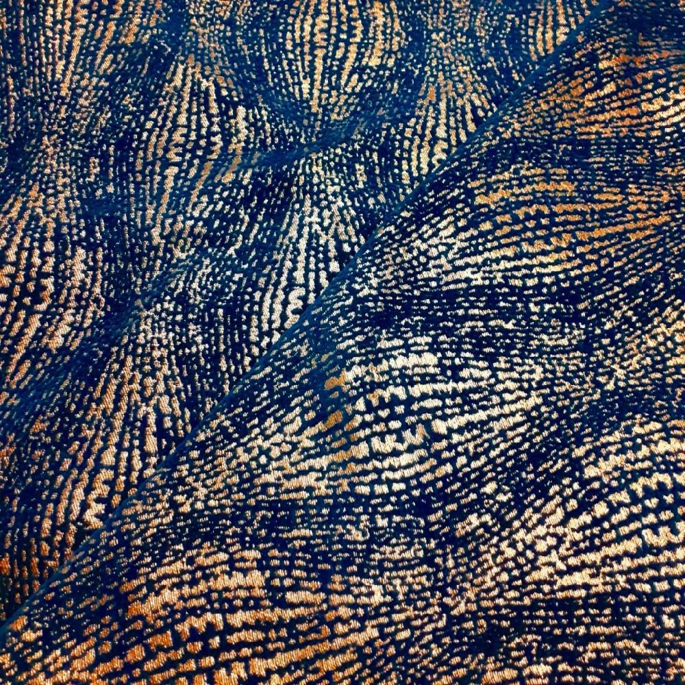 potahovka černá kobald vzor