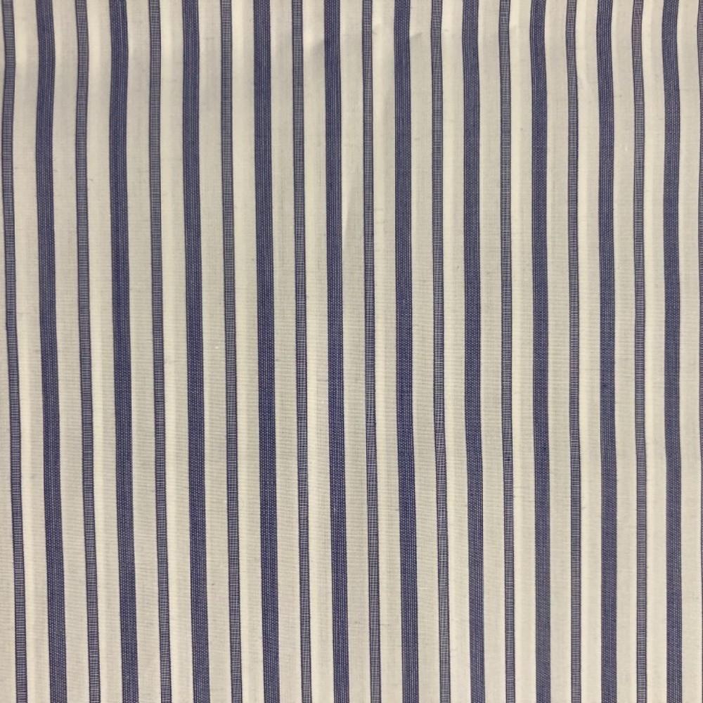 košilovina  modro bílý pruh