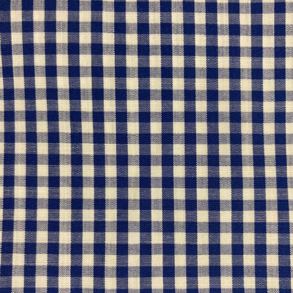 košilovina kostka modrá