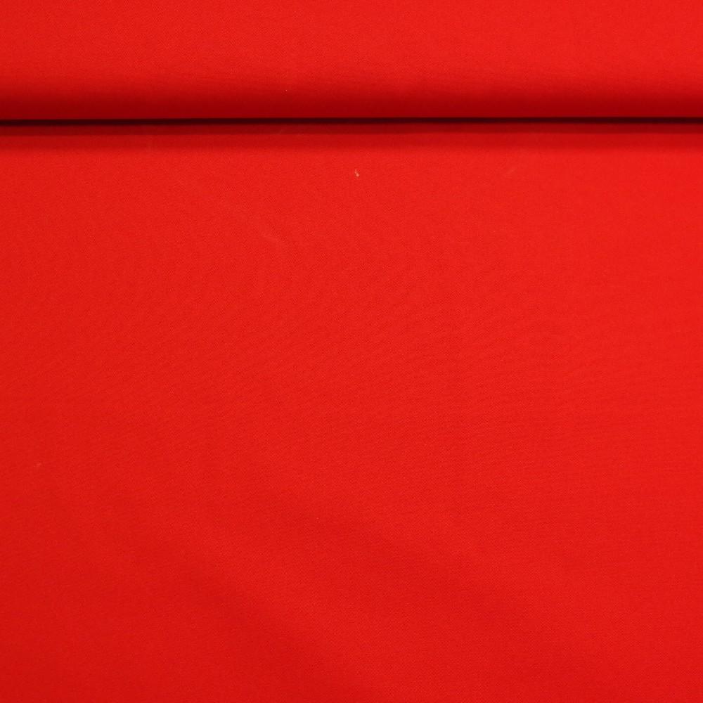bavlna oděvní červená