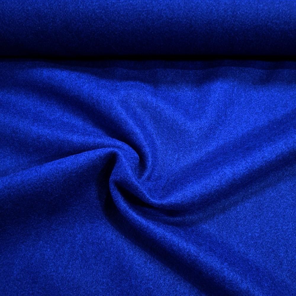flauš modrý