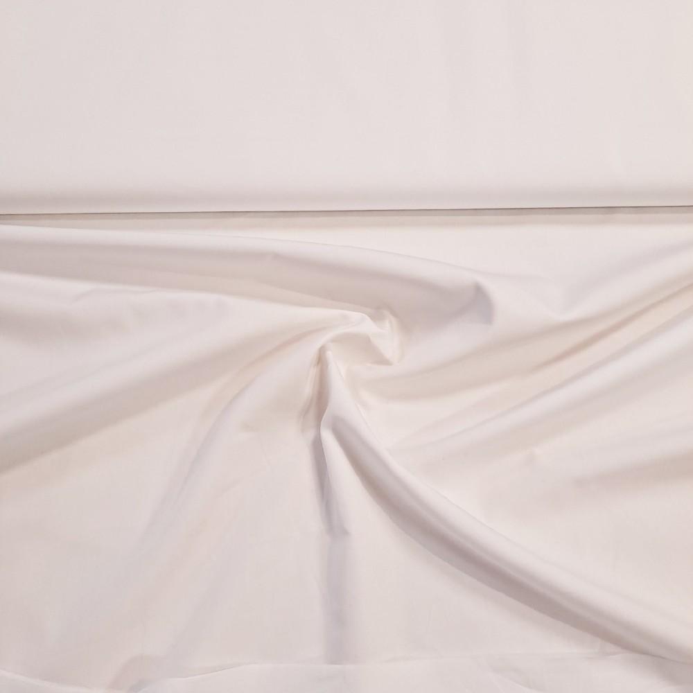 popelín bílý
