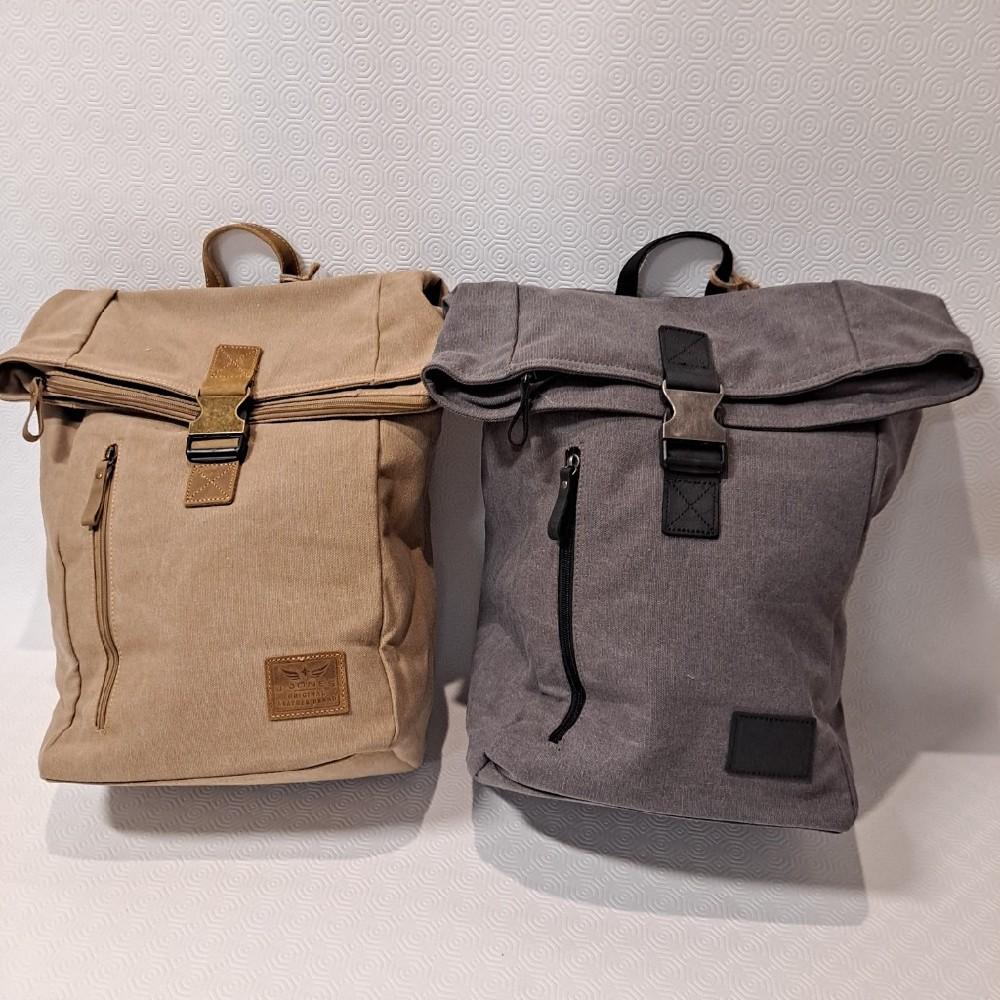 batoh plátěný
