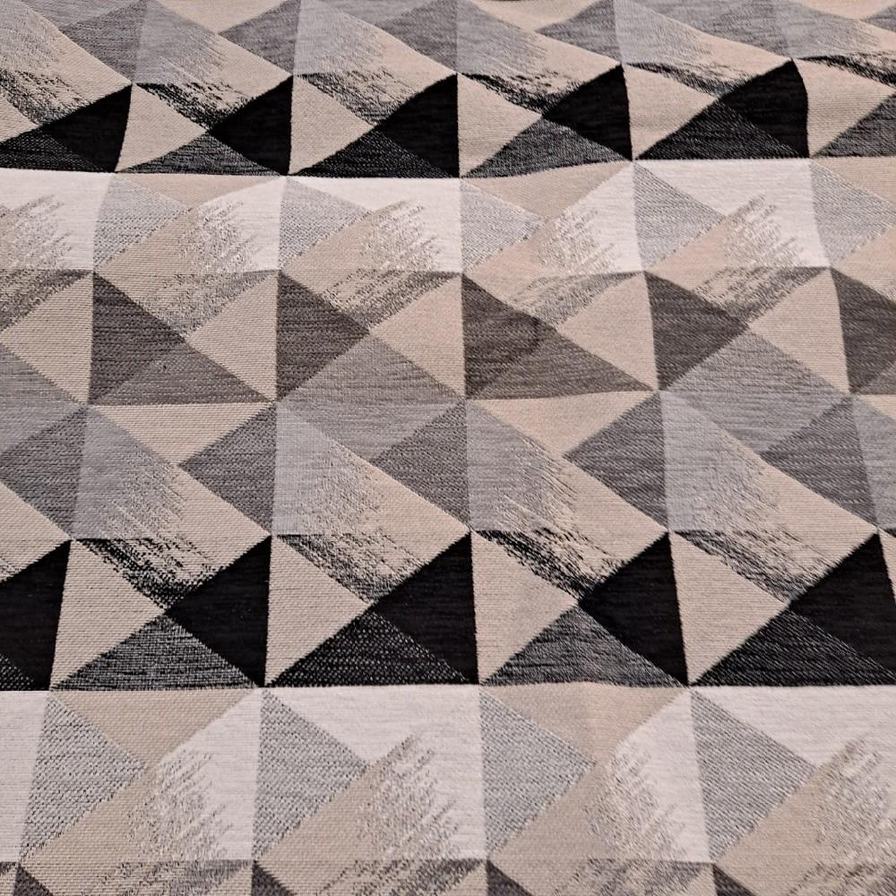 potahovka šedé trjúhelníky
