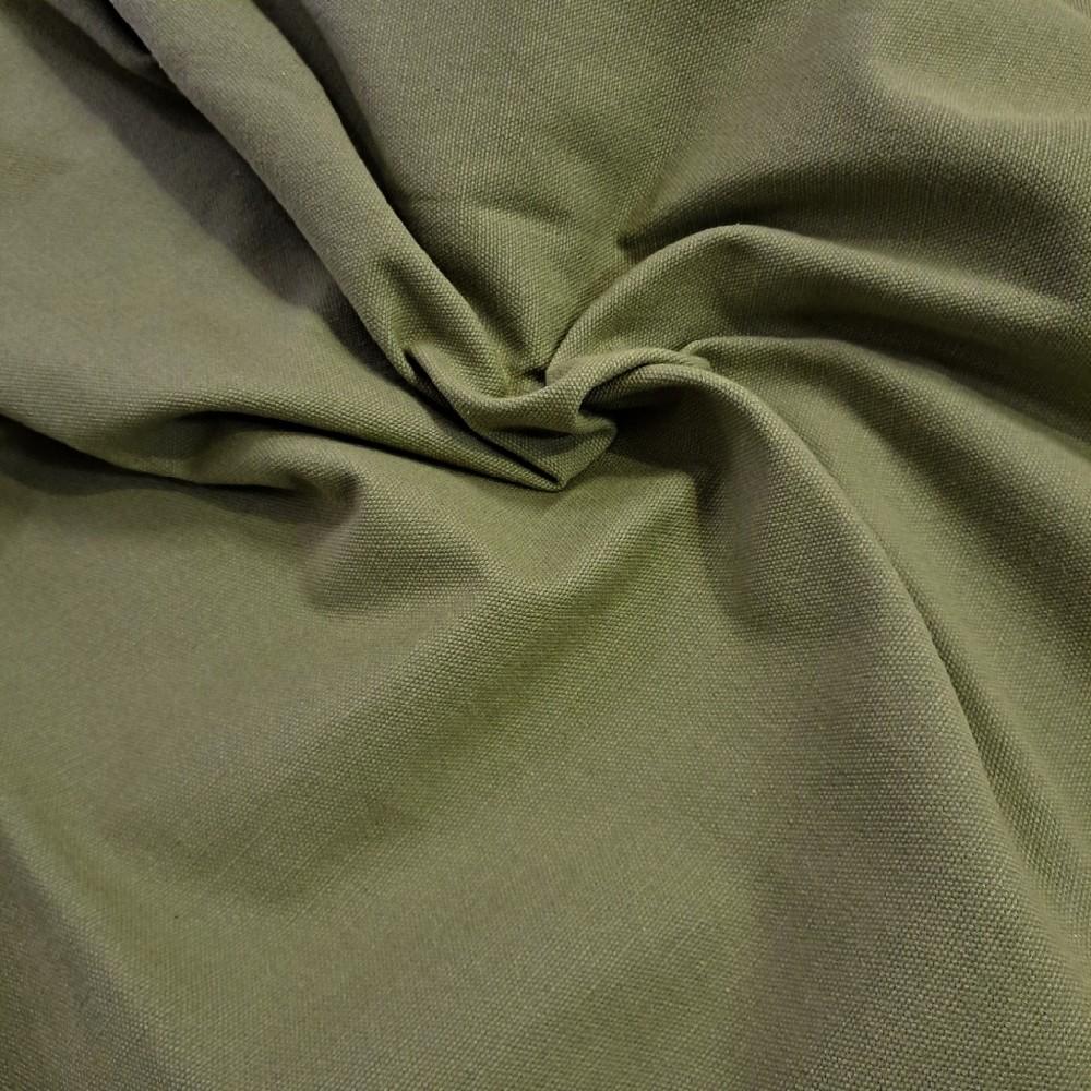 dekorační režná zelená
