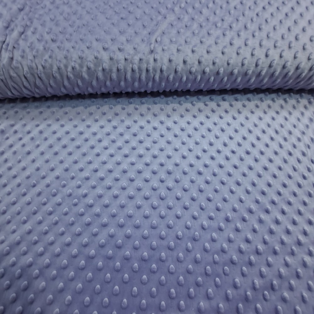 minky fialové