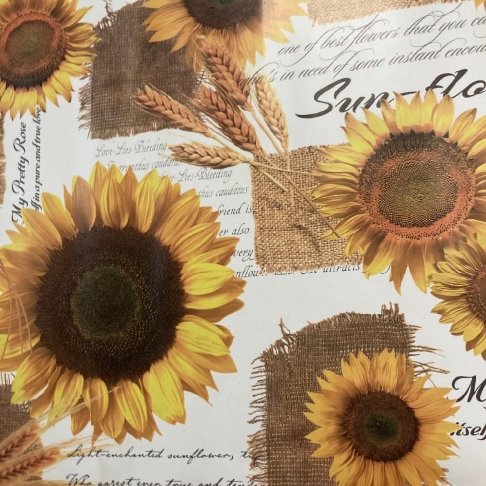 ubrus slunečnice