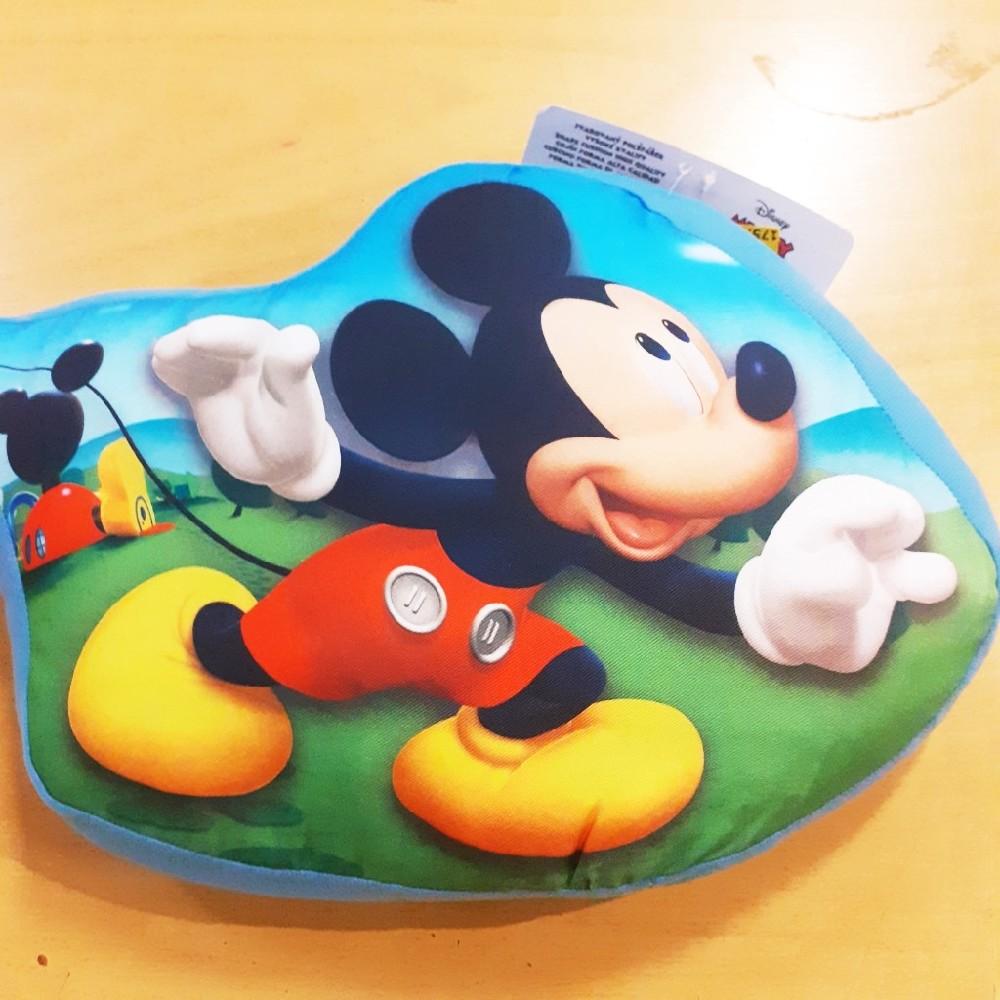 polštář Mickey mouse