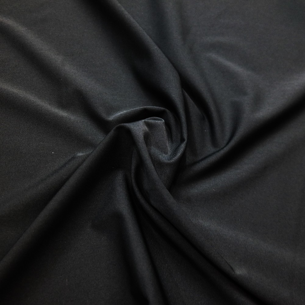 semiš černý elastický