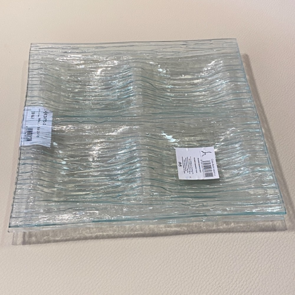 tác sklo na 4svíčky