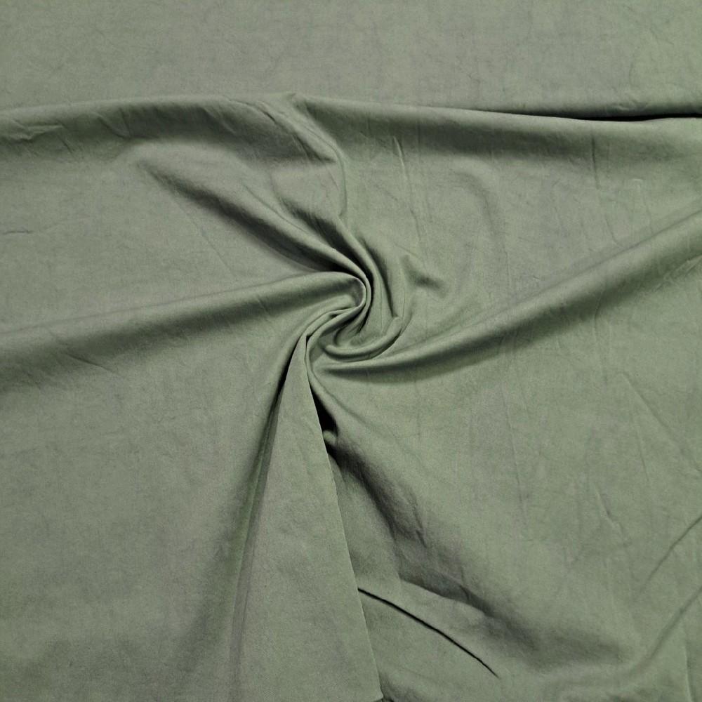 bavlna sv.zelená /barv.