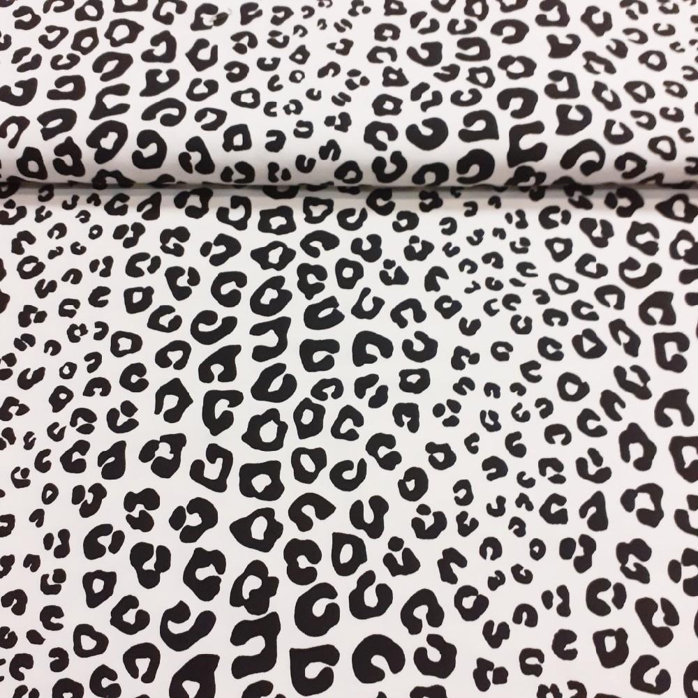 kepr bílo-černý gepard