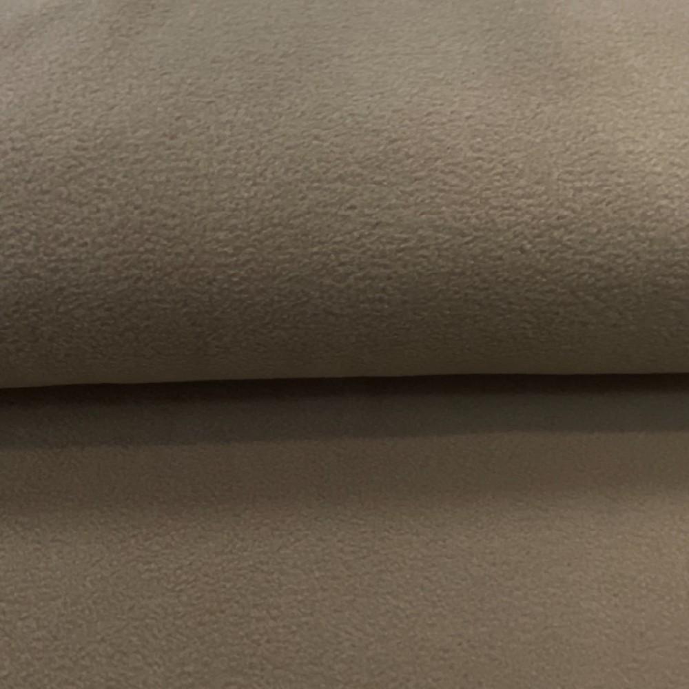 fleece kakový 150cm