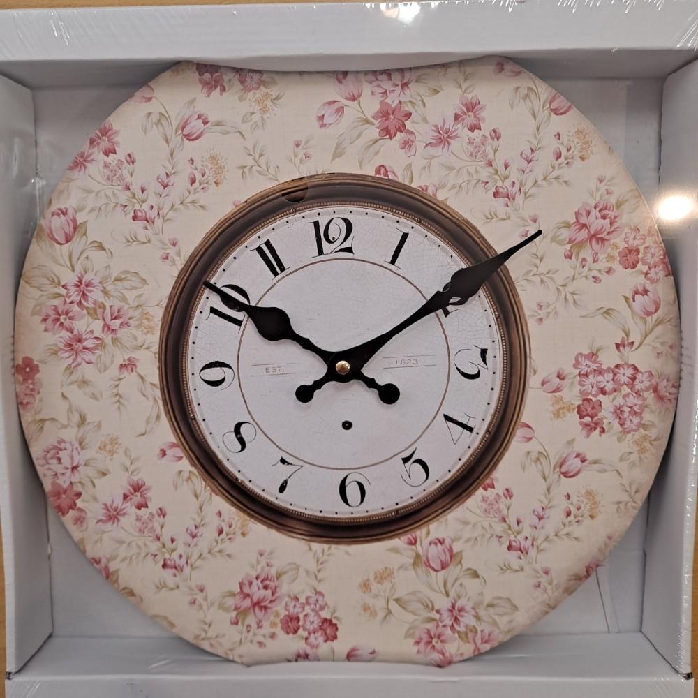hodiny nástěné 34cm