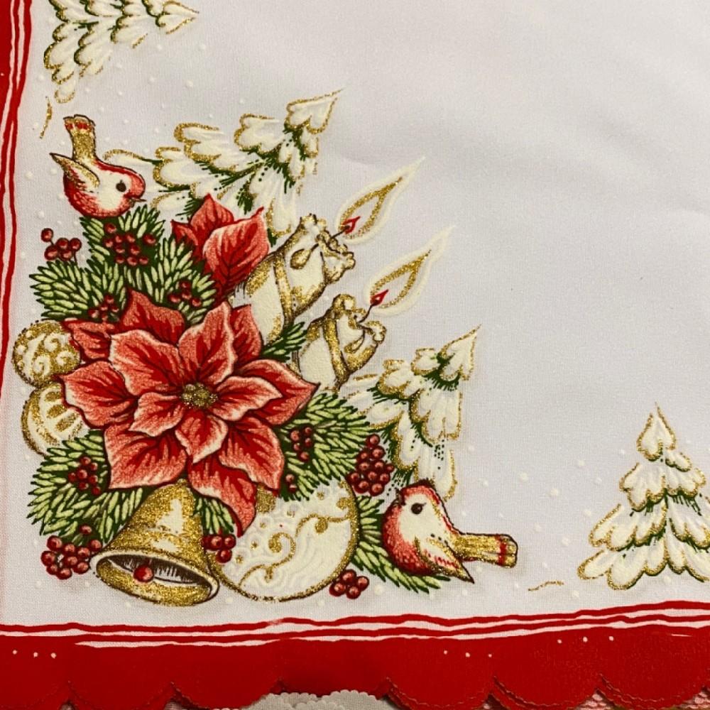 prostírání vánoce 35x35cm pes