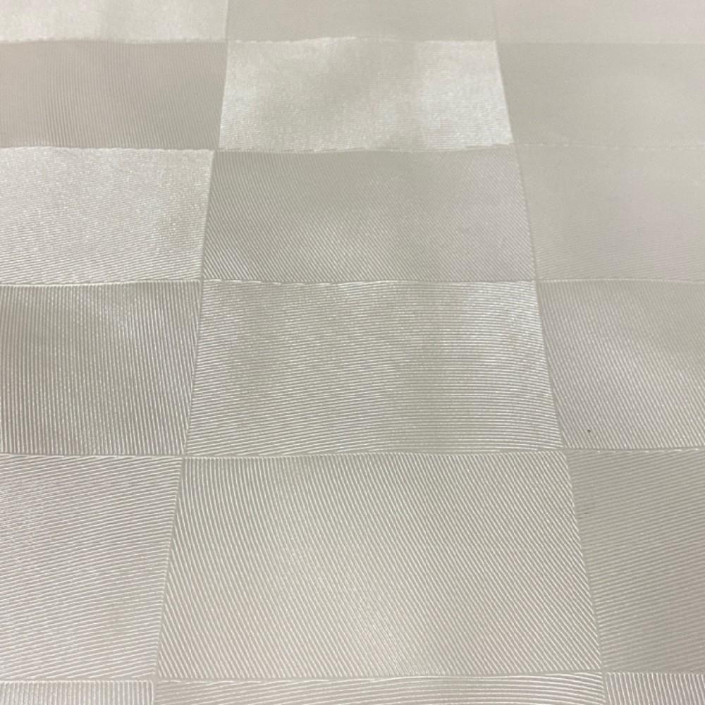 ubrus PVC obdelník bílý