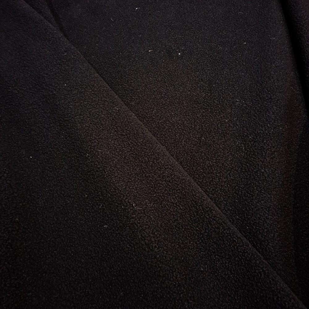 fleece černý silný