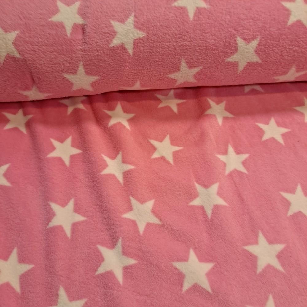 antipíling růžový hvězdy