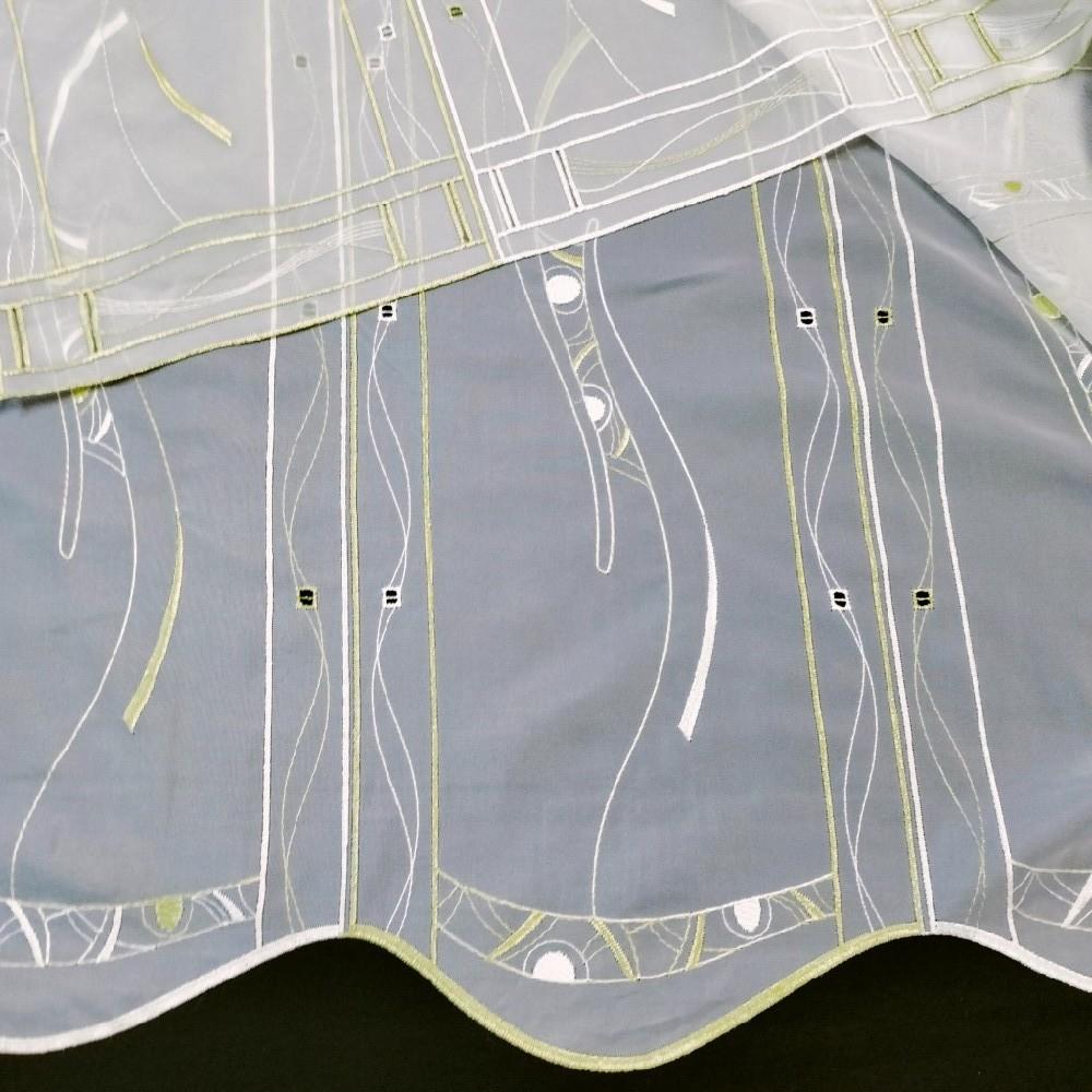 Loneta růžový patchwork