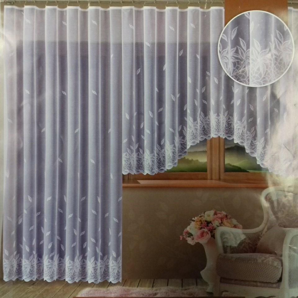 záclona hotová Fo Nora 330x150