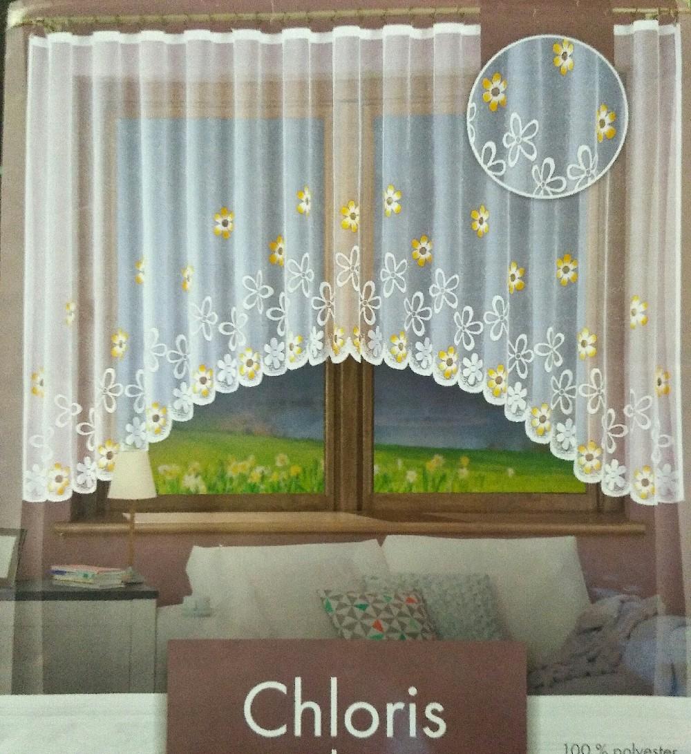 záclona hotová Fo Chloris 350x150