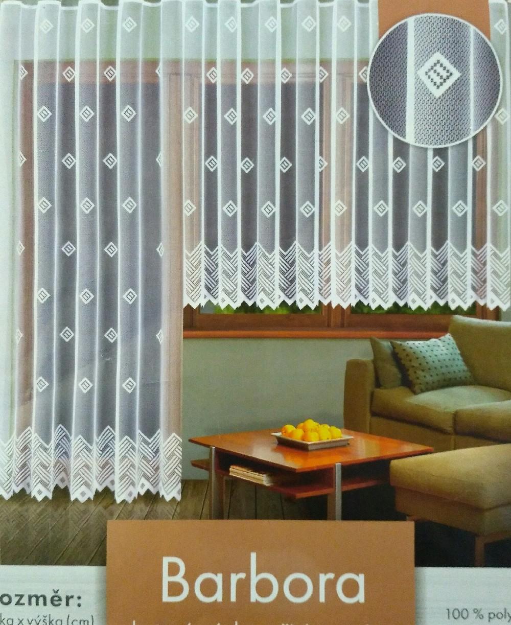 záclona hotová Fo Barbora 300x150