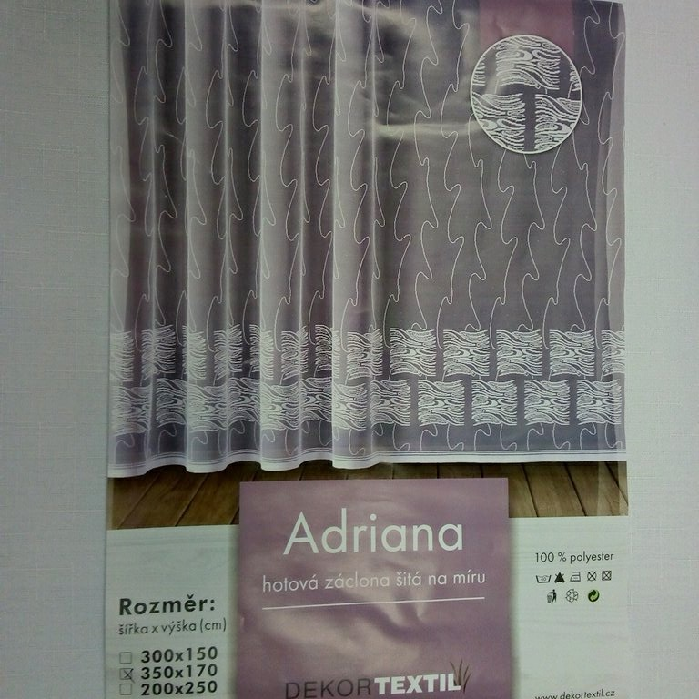 záclona Adriana Fo 200x250 cm