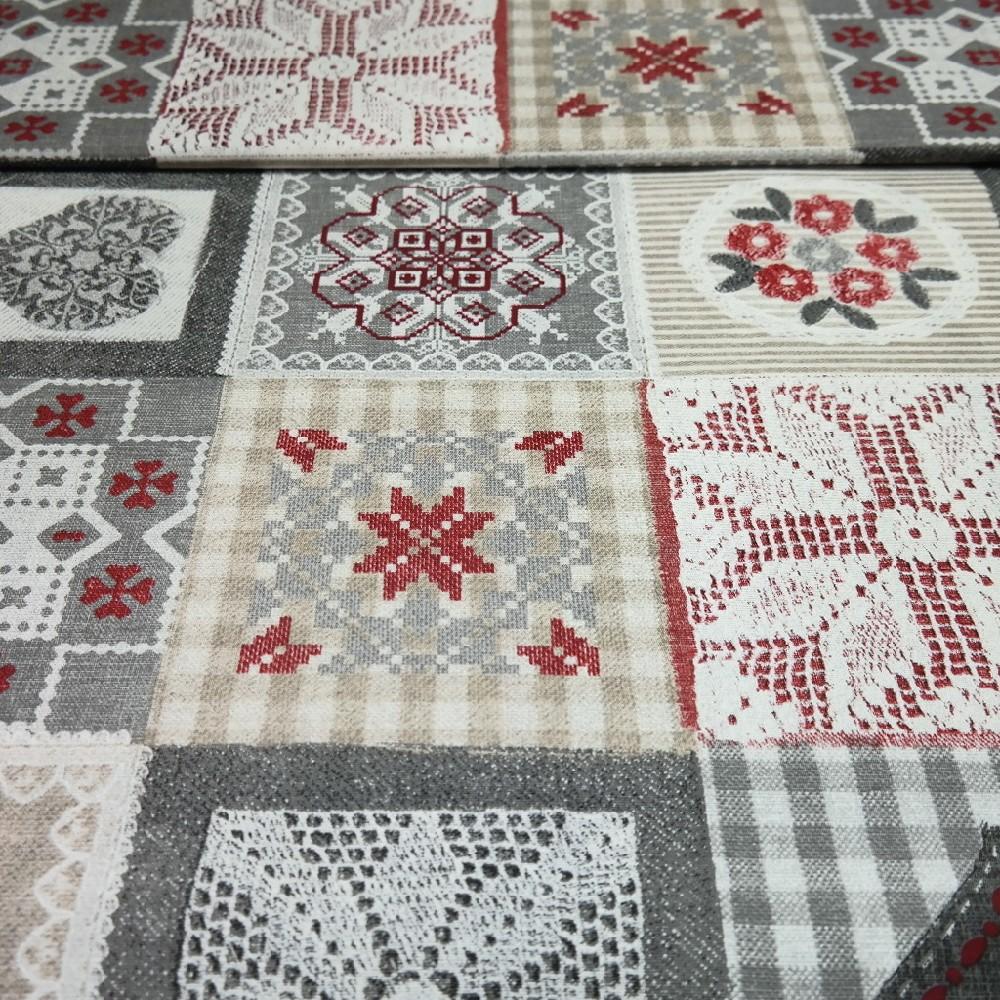 dekoračka crochet 140cm