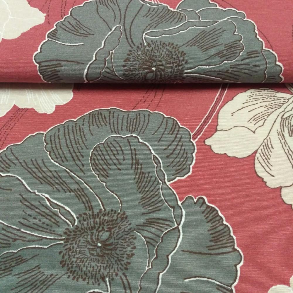 dekoračka Li Karin květčervšebéž š.140