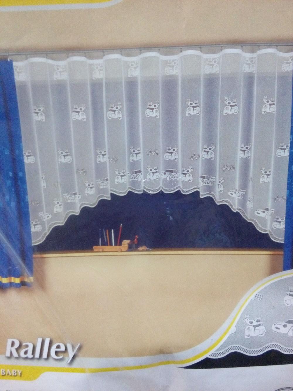 záclona F Ralley 350x150