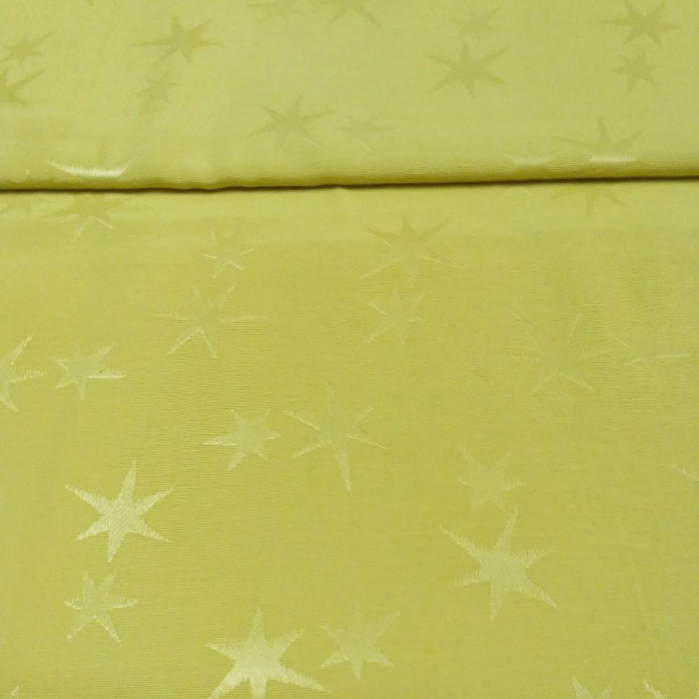 dekoračka khaki sv hvězdy 1jak