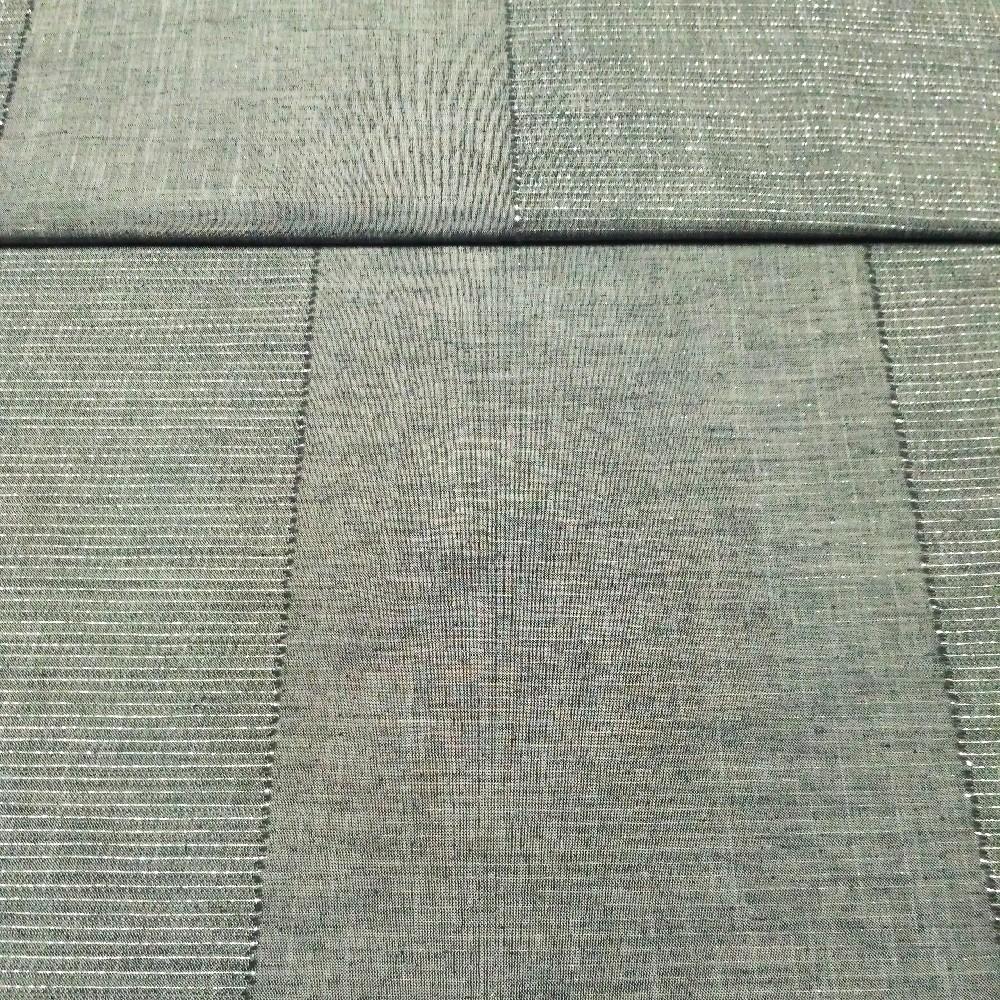 záclona š.150 šeda-stříbrná