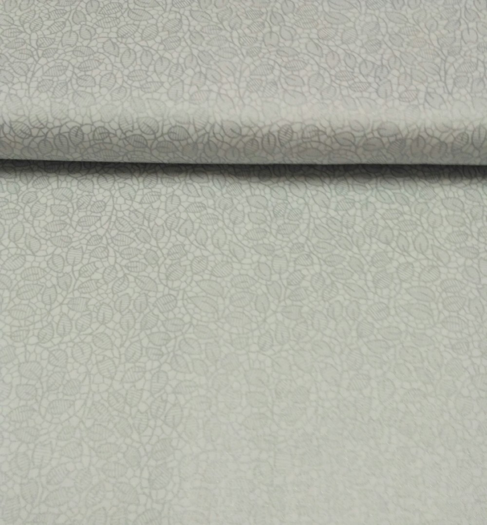 bavlna listy stříbrné