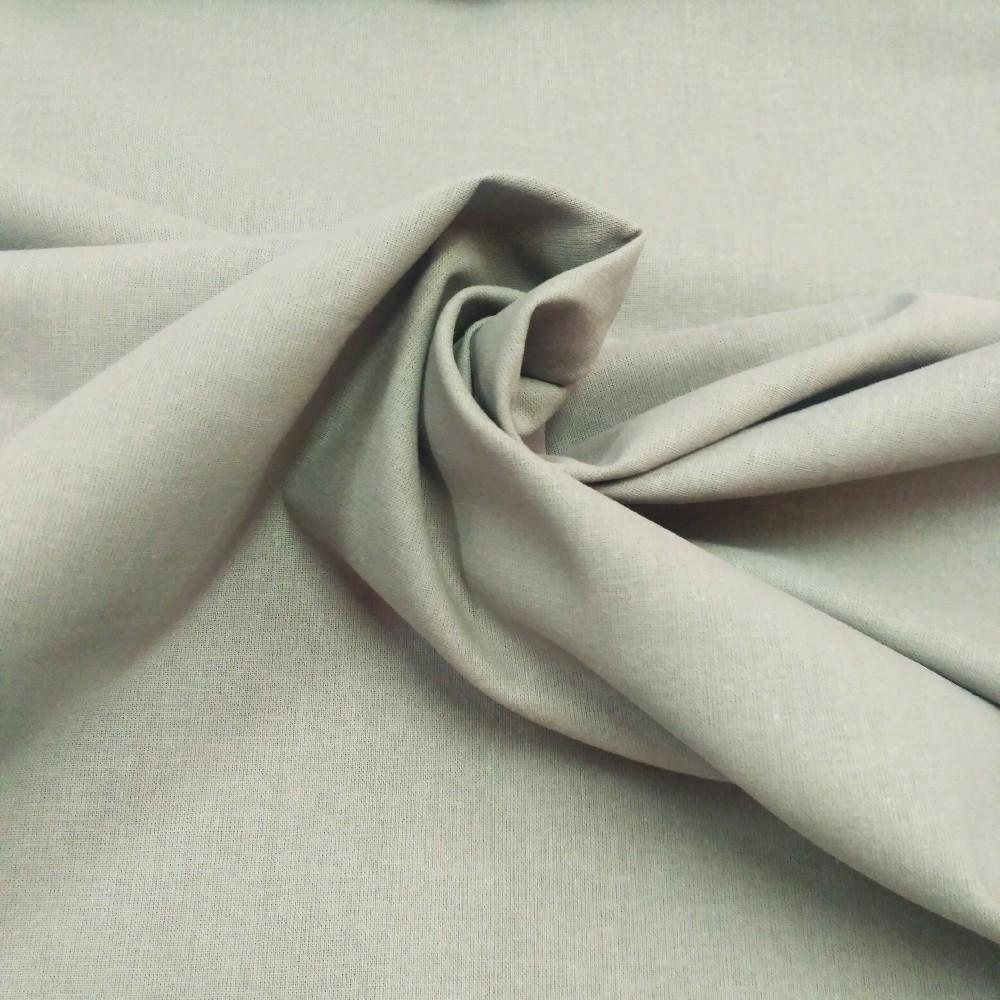 bavlna tmavě šedá