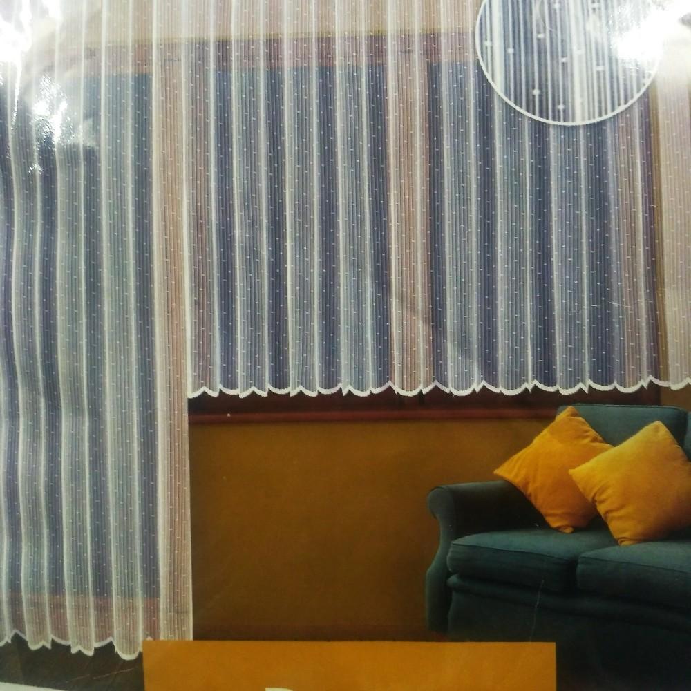záclona hotová Fo Dora 200x250 žakárová