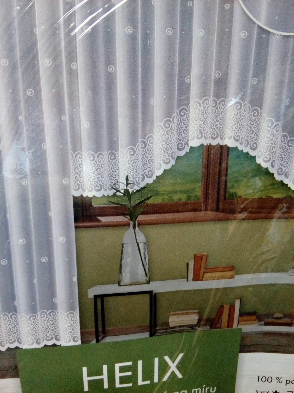 záclona hotová Fo  Helix 250x120
