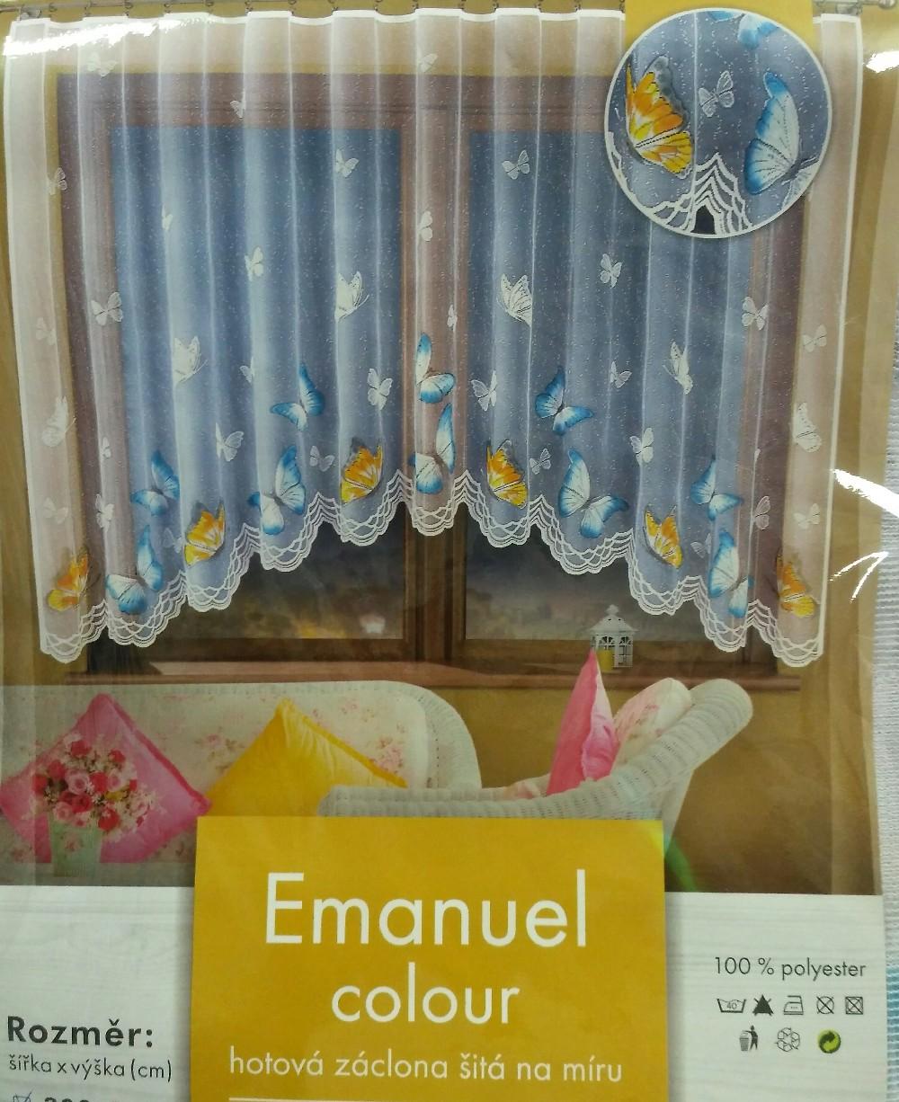 záclona hotová Fo Emanuel  300x150