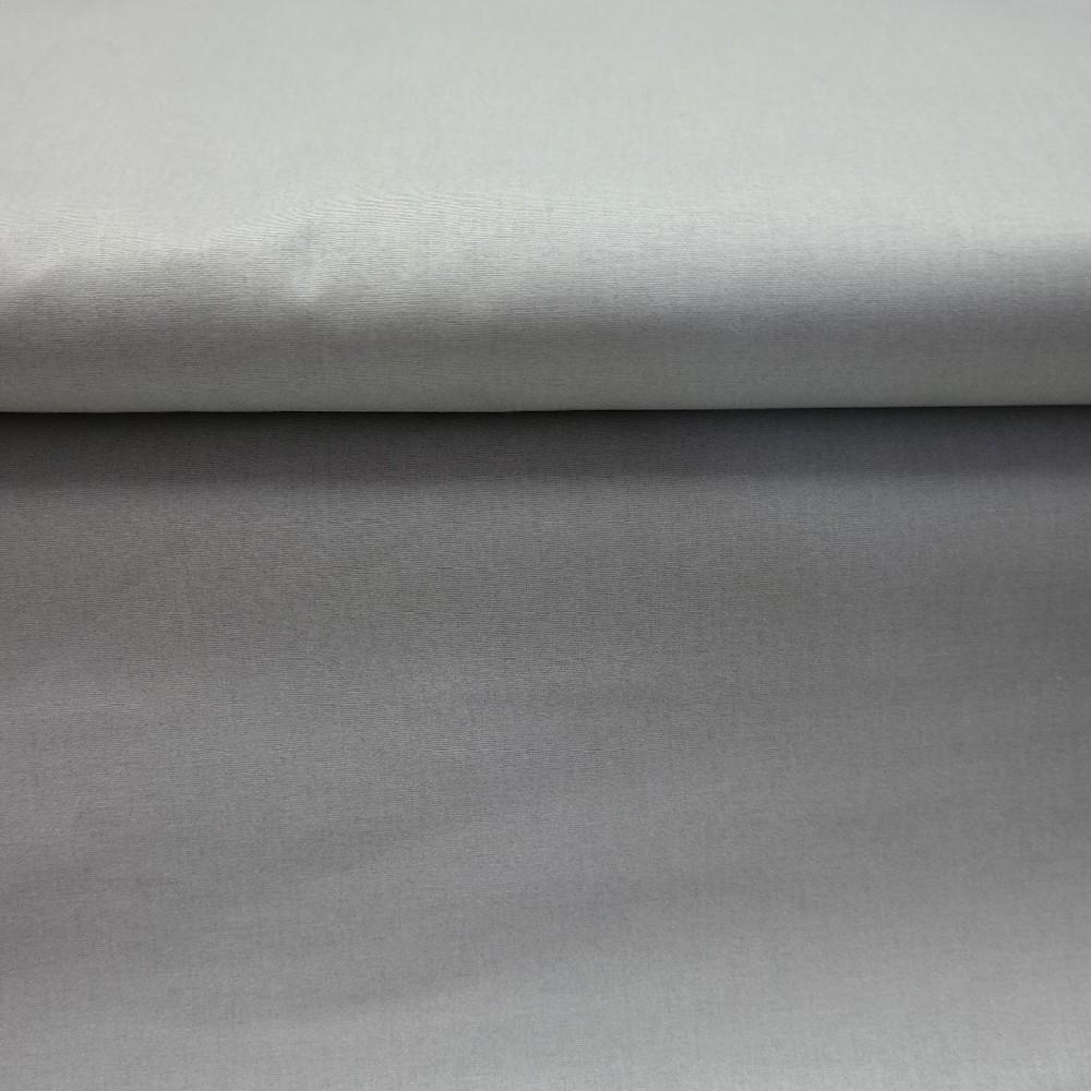 bavlna světle šedá  150 cm