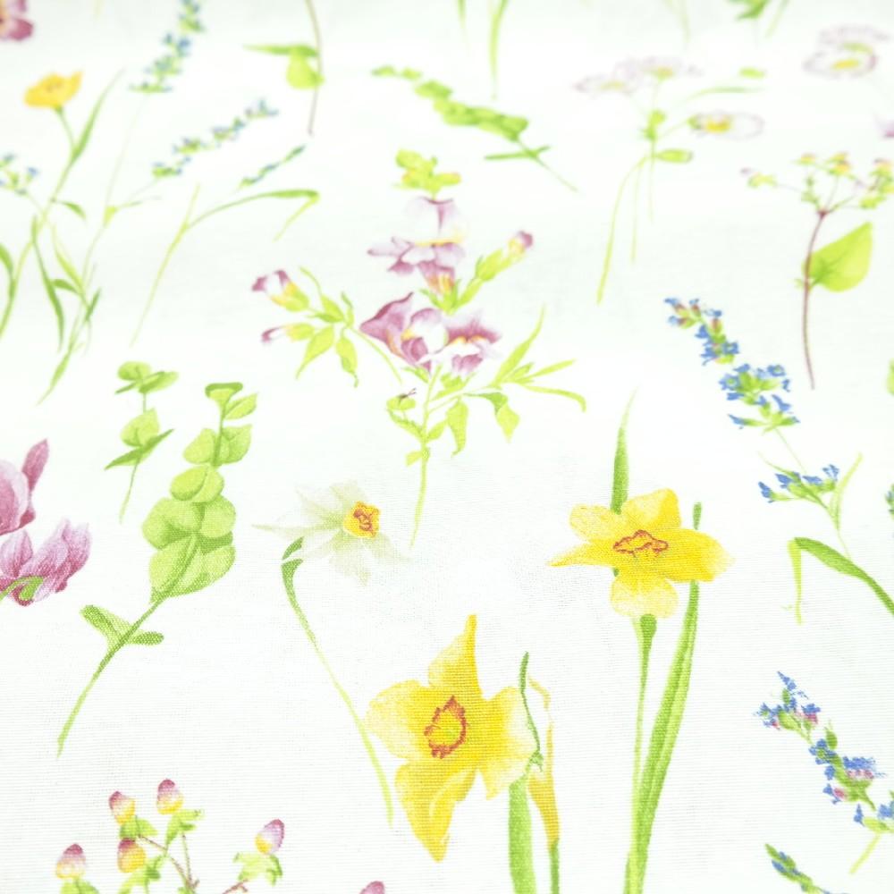 dekoračka rozkvetlá louka L19960/30001   š.150 cm