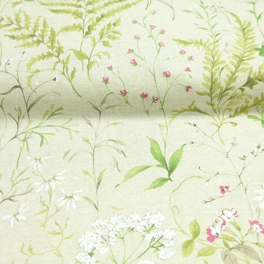 dekoračka naturr  bylinky M 30417-1203/140